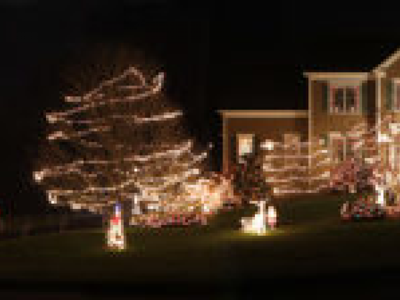 The Best Christmas Lights in Newtown | Newtown, CT Patch