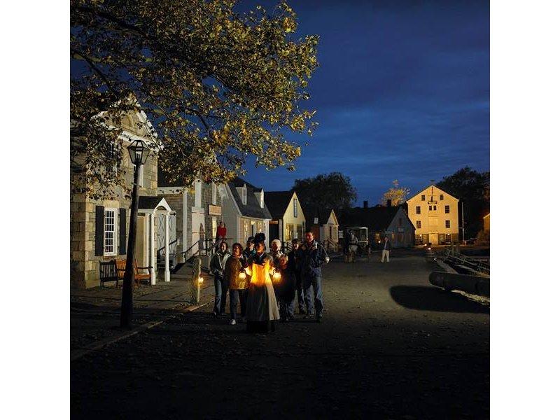 Wonderful Tickets On Sale For Mystic Seaportu0027s Lantern Light Tours Design Inspirations