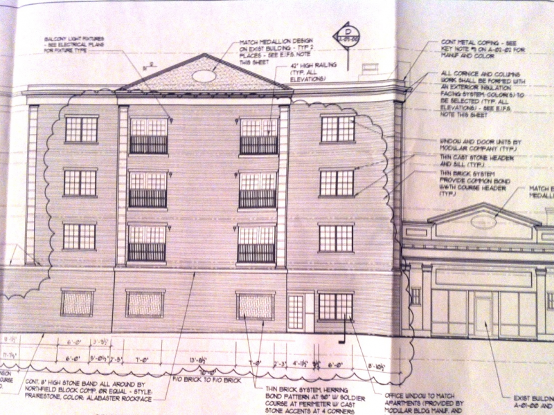 12-Unit Apartment Building Will Neighbor Historic Theater | Madison ...