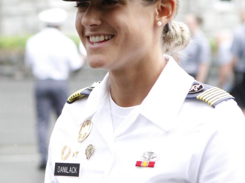 West Point Names Montville Grad First Captain Montville