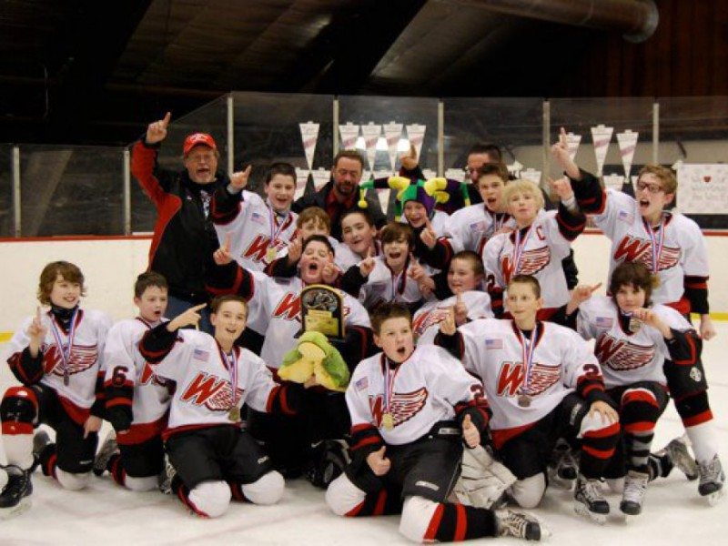 Watertown ct youth hockey learn to skate