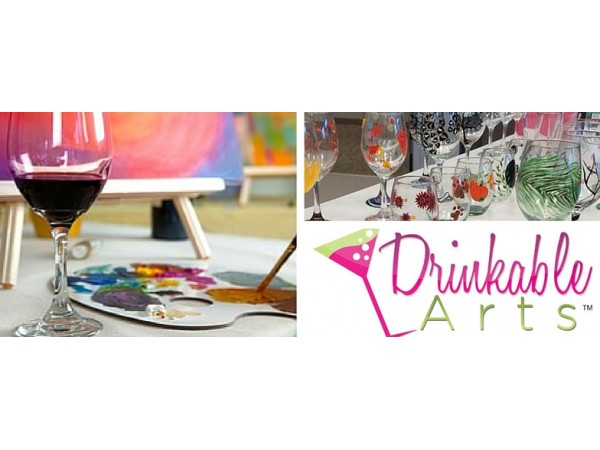 Drinkable arts paint party fundraiser bedford nh patch for 101 salon bedford nh