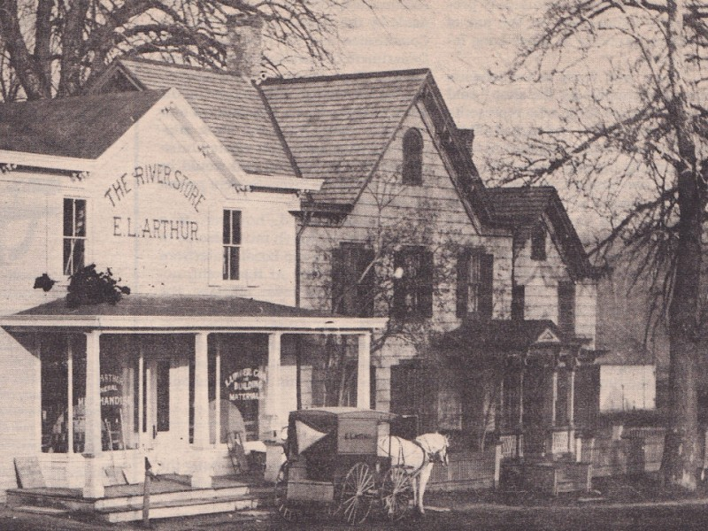 Smithtown A History Early Shopping Experiences