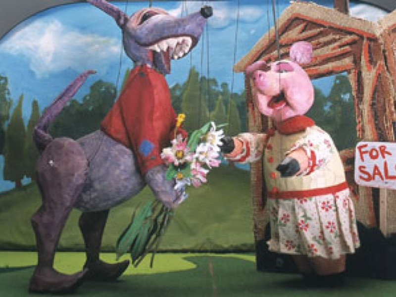 goat on a boat puppet theatre returns to the shelter island public