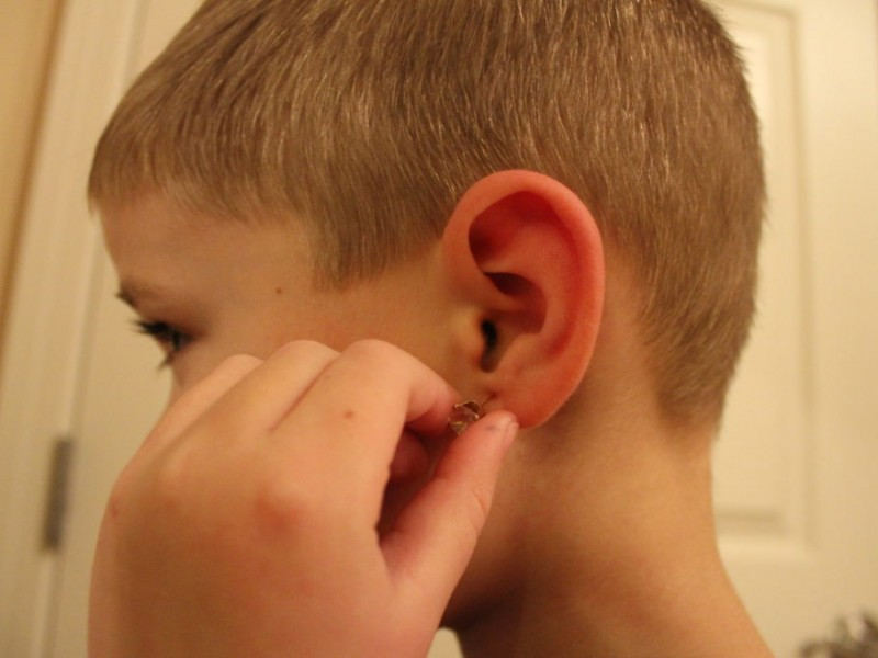Piercing Debate Should 6 Year Old Boys Be Allowed To Have Earrings Hartland Mi Patch