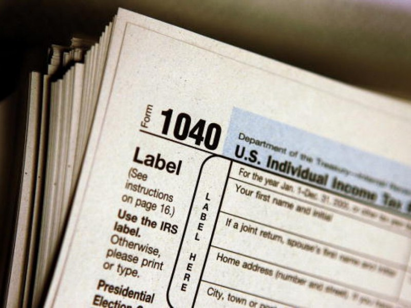 Irs You Can File Your 2012 Tax Return Now Santa Cruz Ca Patch