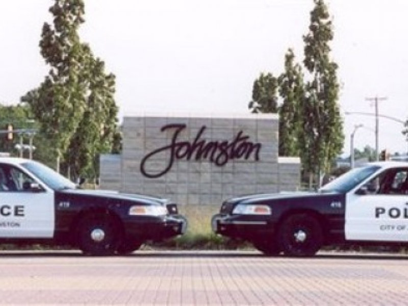 Magazine Salesman Charged With Soliciting: Johnston Police