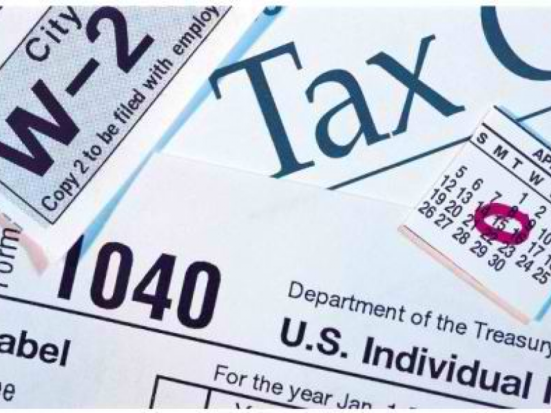 Start of State Tax Season Delayed By Federal Shutdown