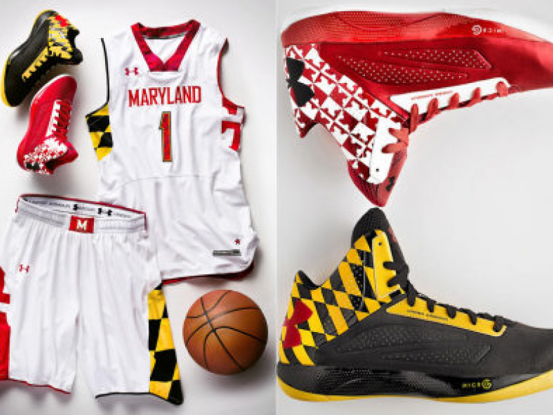 on sale 6e37d d9d3a Under Armour to Outfit Terrapins for Next Decade | Bowie, MD ...