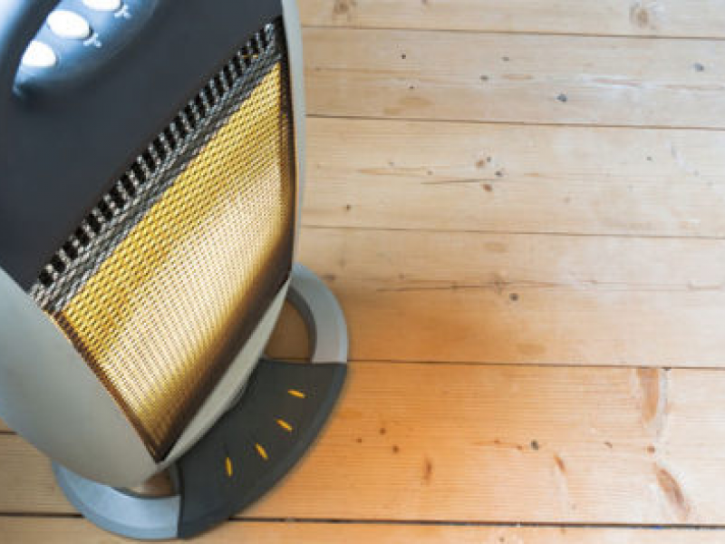 Rules For Using Space Heater Without Burning Your House Down