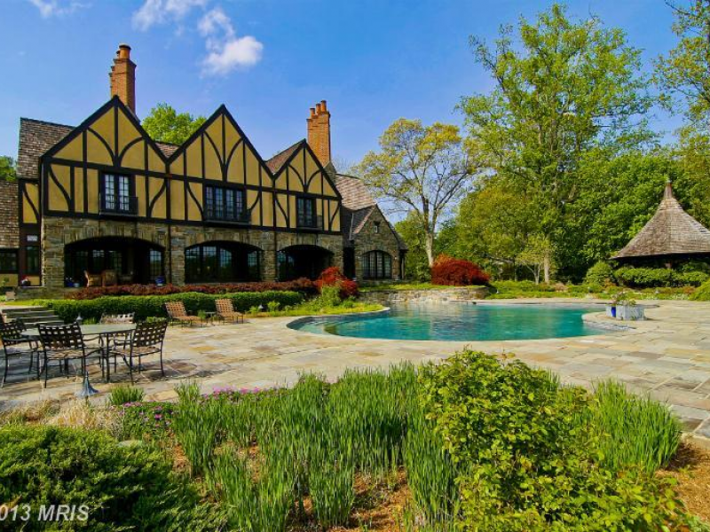 Most expensive dc area homes sold maryland doesn 39 t make for Most expensive homes in maryland