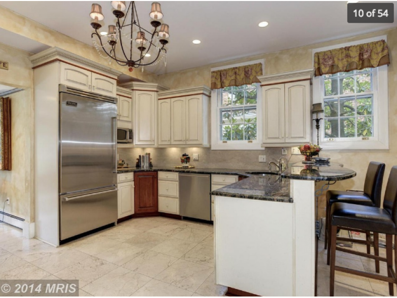 Bethesda Maryland Master Suite Remodeling: WOW House: $3M Chevy Chase Charmer; Master Suite Fills