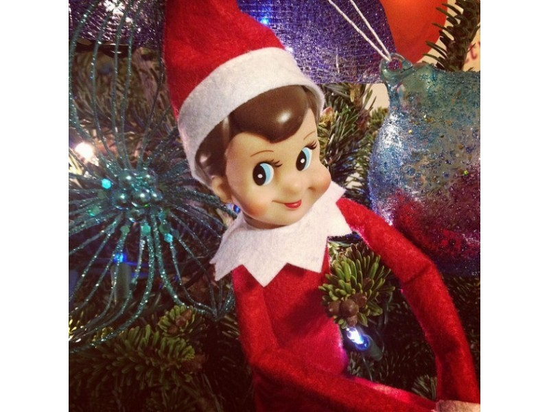 poll elf on the shelf creepy or cute holiday tradition silver