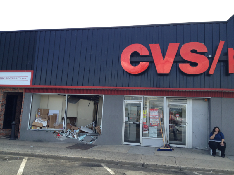 car crashes into cvs storefront in east meadow east meadow ny patch