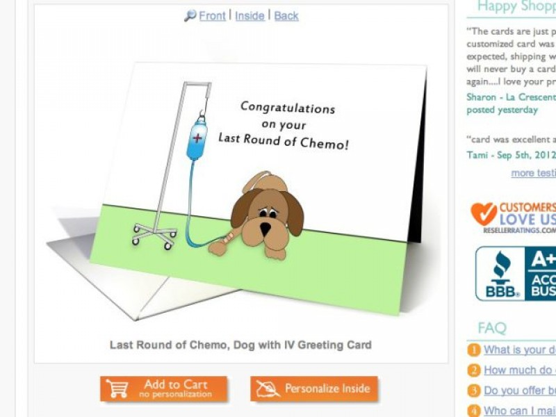 Greeting card company raising awareness donations for childhood greeting card company raising awareness donations for childhood cancer m4hsunfo