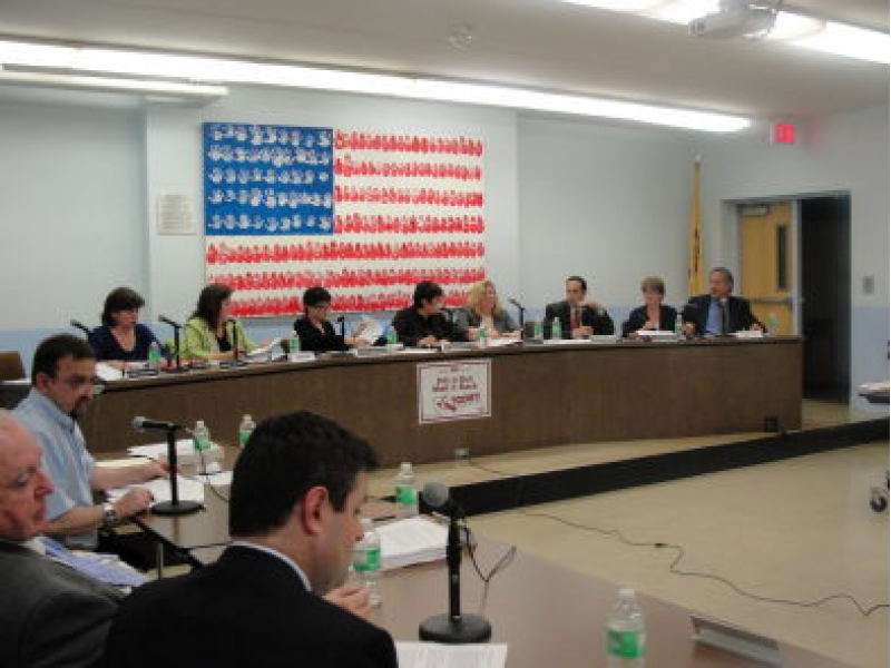 School Board And Hha Meetings Ballot Referendum Certification This