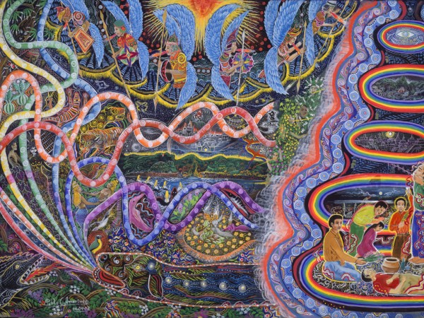 Psychedelic Art Scene Explodes - Santa Cruz, CA Patch