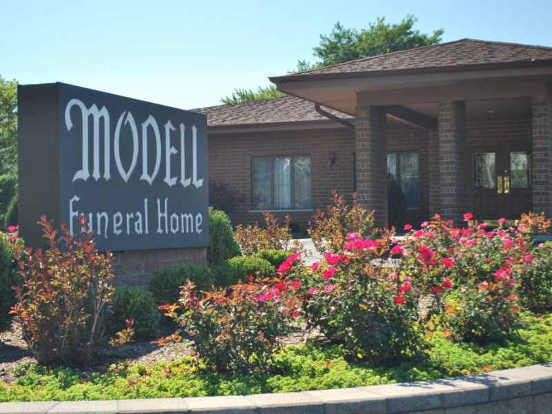 Modell funeral home obituary