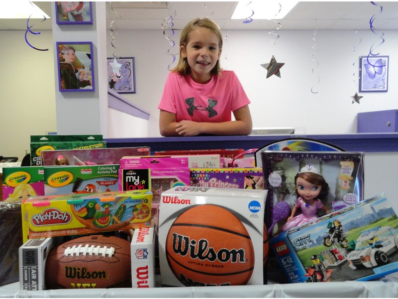 Orland Park Makes A Donation In Lieu Of Birthday Gifts To