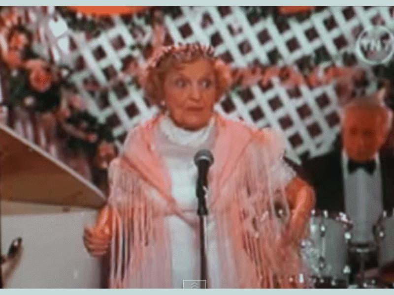 Video Wedding Singer S Ring Grandma At 101