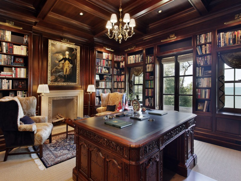 Sheridan road mansion sells for million highland for Office design northbrook il
