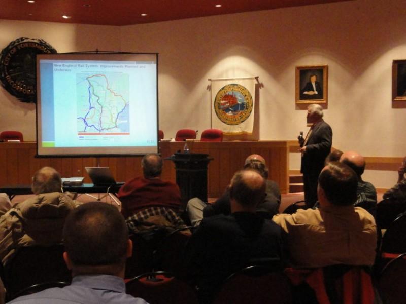 Portsmouth Area Residents Want Boston Passenger Rail