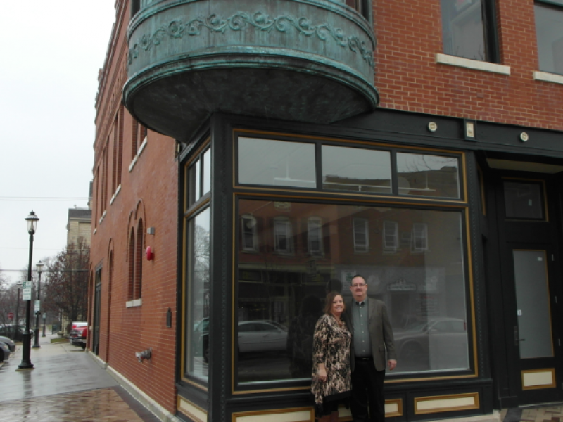 Lounge Steak And Seafood House Planned For Historic Plainfield Building