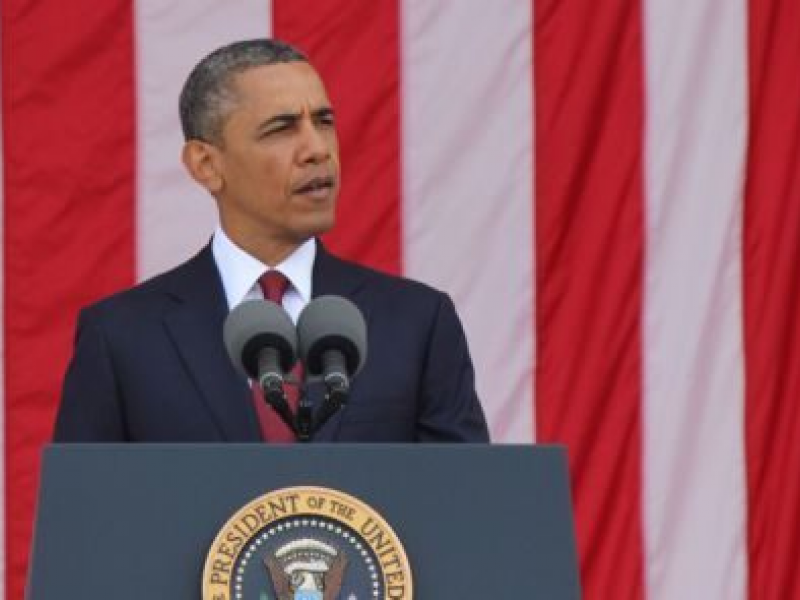 President Obama Visits Los Angeles for Fundraisers, DreamWorks