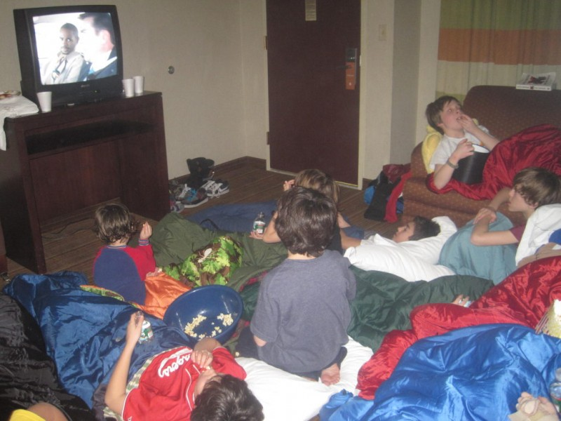 Sleepover Spectacular Montclair Nj Patch