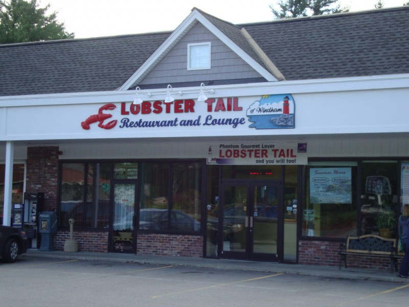 Man Walks Out Of Lobster Tail Without Paying Arrested On Four Charges