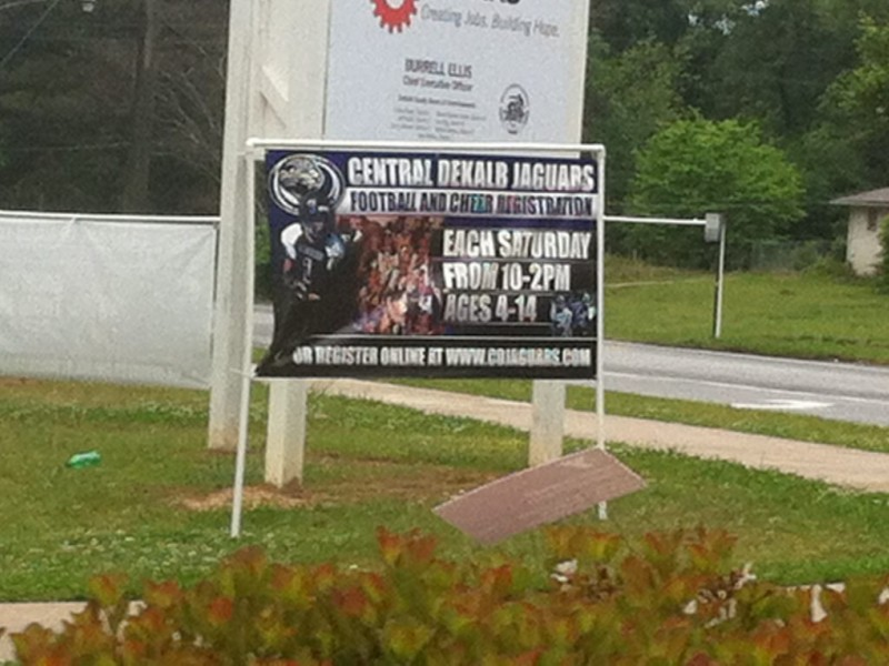 Registration Open For Central DeKalb Jaguars Football And Cheer   Stone  Mountain, GA Patch