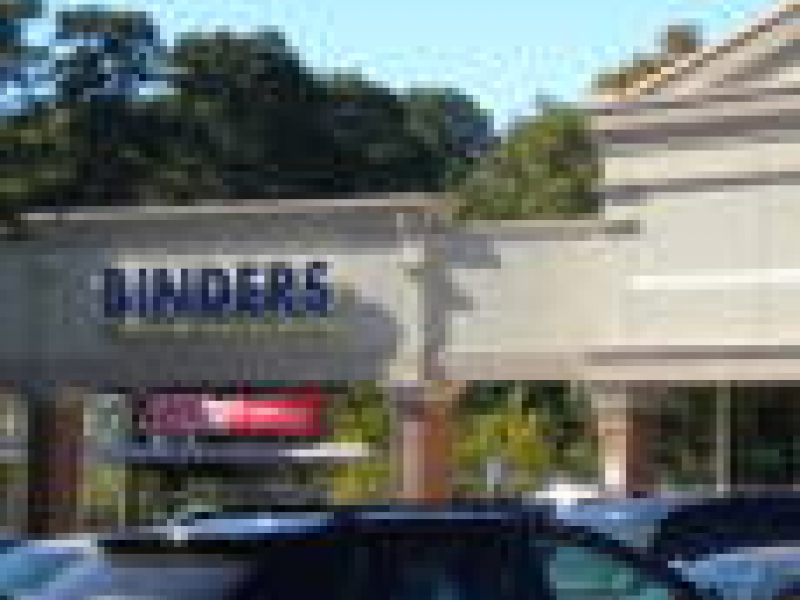 Binders Art Supplies & Frames Joining Ponce City Market | East ...