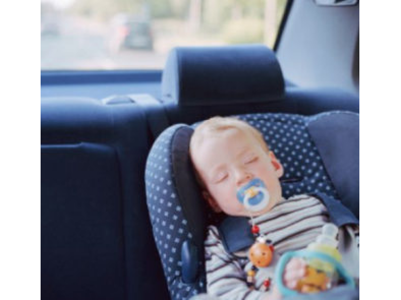 NY Police Promote Child Passenger Safety This Week