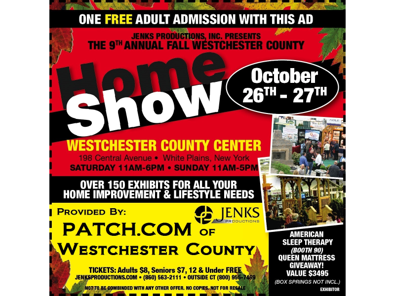 fall home show comes to white plains pleasantville ny patch