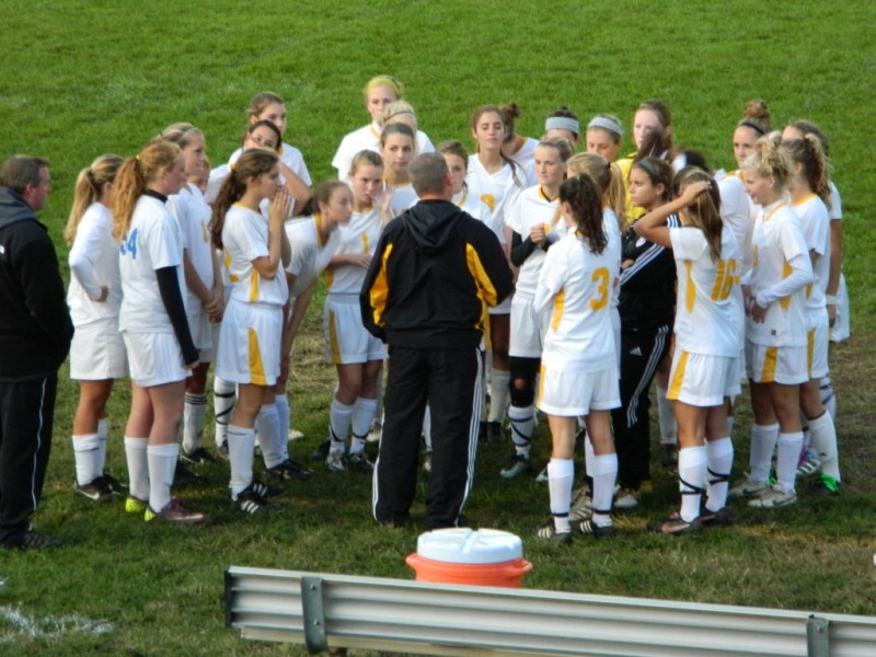 Girls Soccer Coach Enters Hall Of Fame
