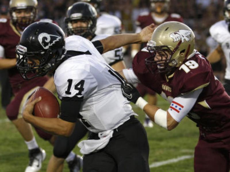 USA Today Ranks Ankeny Preseason No. 1 in Iowa High School Football (But Forgets Centennial)