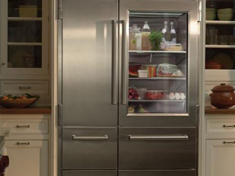 Built In Refrigerators Vs. Free Standing Refrigerators, Which Is Better?