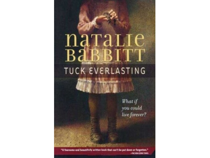 Book Talk/Signing - 'Tuck Everlasting' Visits Barnes & Noble ...