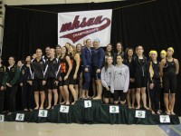 Marian Places Third Overall In State Swimming Finals Bloomfield Mi Patch
