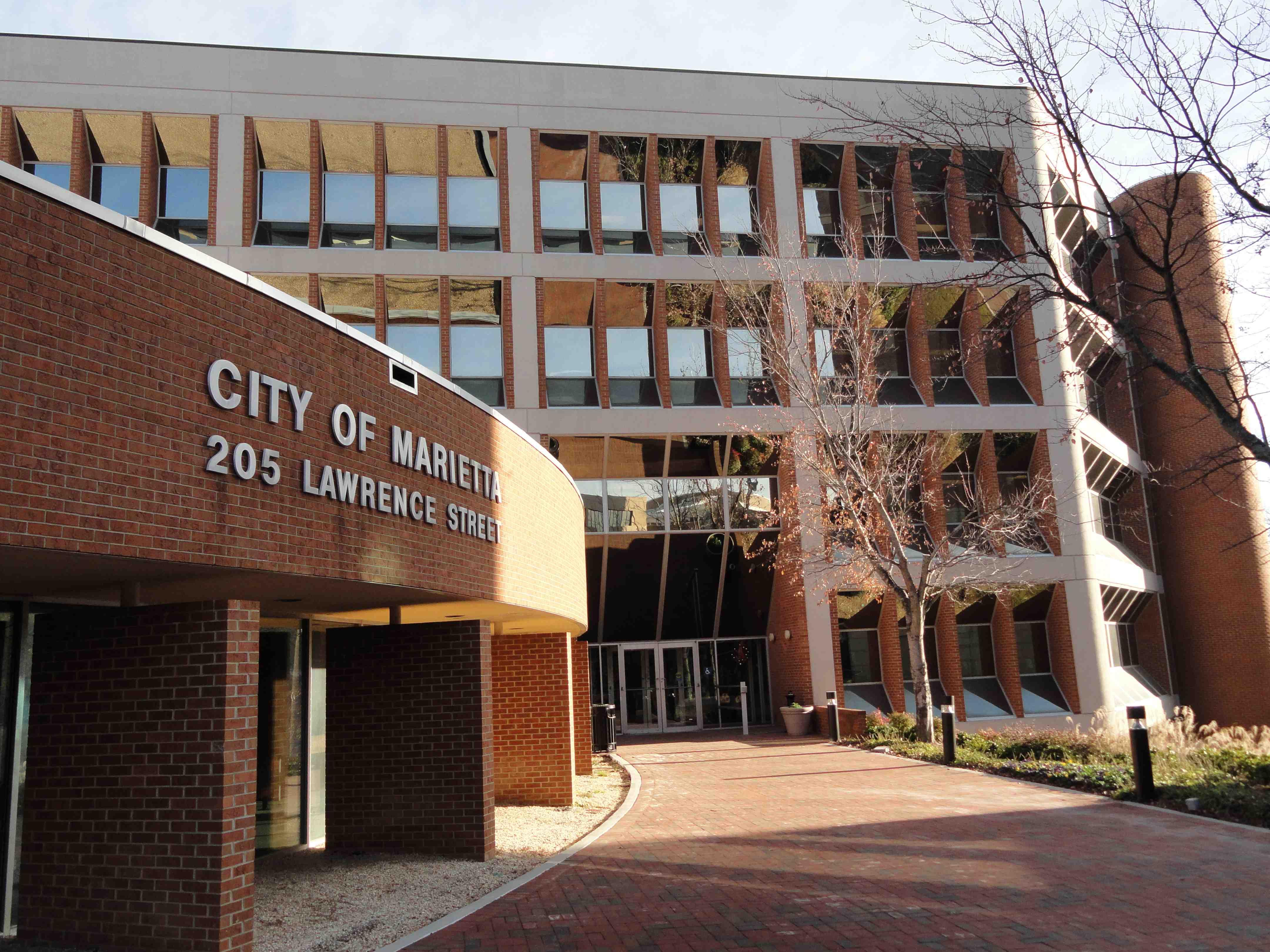 New Marietta City Council Member Sworn In   Marietta, GA Patch
