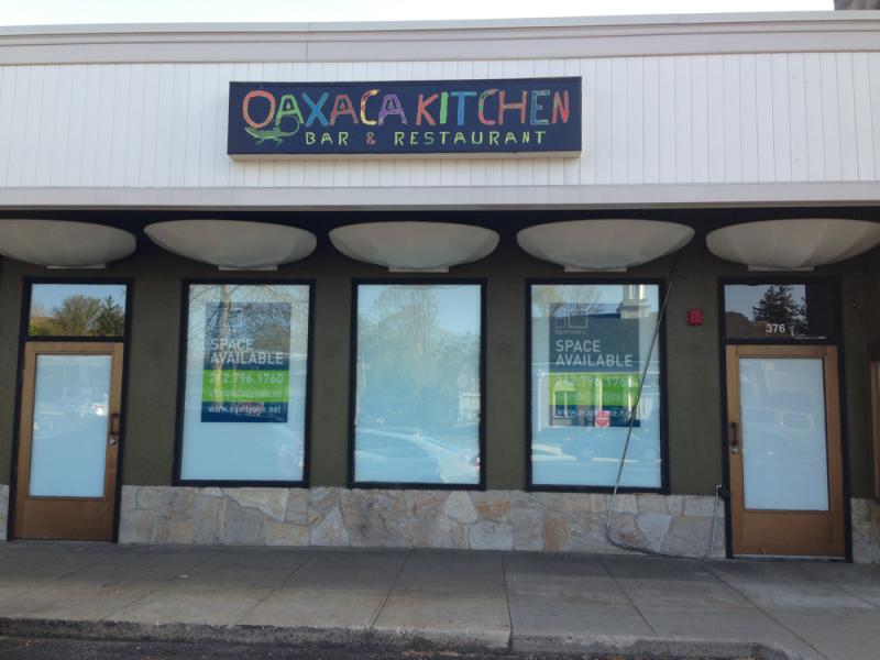 Oaxaca Kitchen Closes In Westport