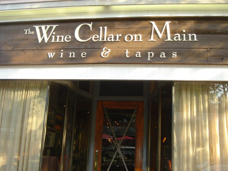 & The Wine Cellar on Main Opens for Business | Northport NY Patch