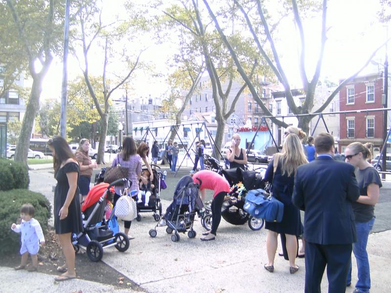Hoboken moms