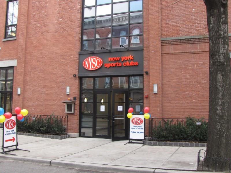 ... Uptown NYSC Gym Vandalized 0 ...