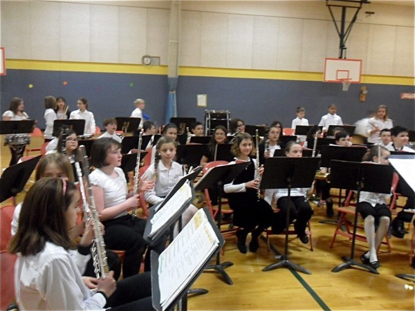 ... VIDEO: Martin Elementary School Musicians Face the Stage Armed With Instruments and Bravura ...