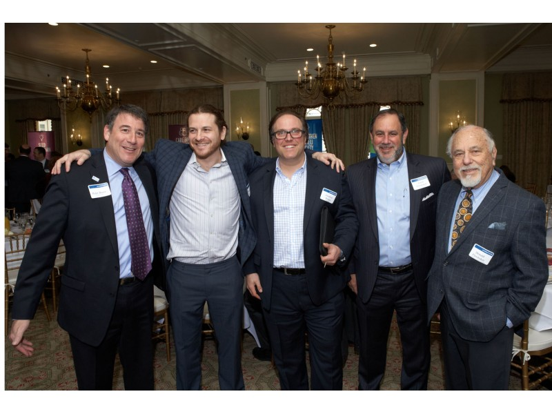 Stanley Fleishman, CEO Of Jetro And Restaurant Depot, Speaks About His  Company And New Business Models At UJA Federation Of New York Breakfast |  Larchmont, ...