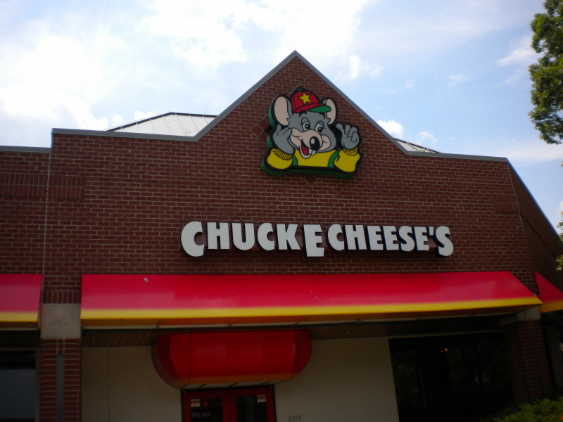 Chuck E. Cheese Bought For 5.2 Billion Tokens