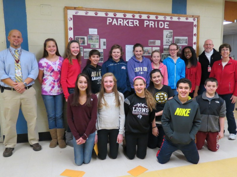 Meet The Parker Pride Student Reps Chelmsford Ma Patch