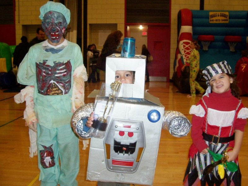 North Suburban Y Halloween Party Delivers Family Fun and ...