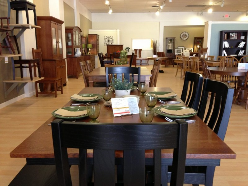 Great Amish Tables Offers Custom Furniture To Local Residents | Plymouth, MI Patch